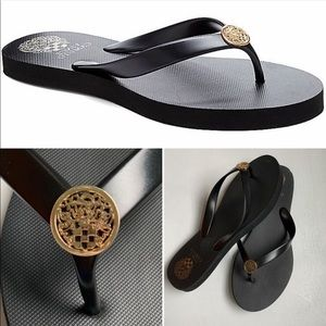 Vince Camuto Freja Rubber Thong Sandals